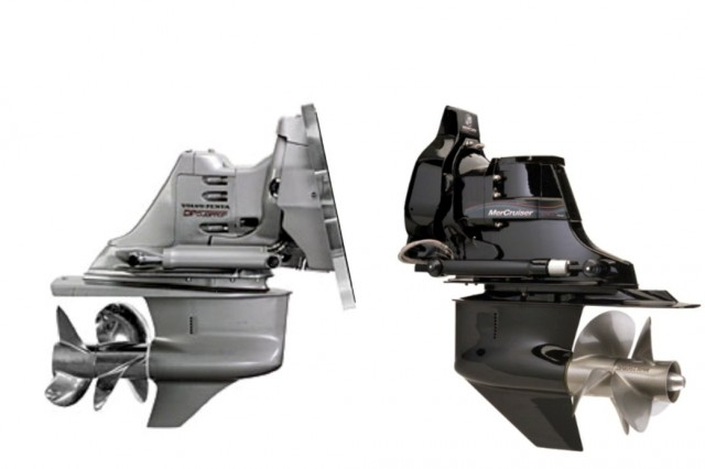REMANUFACTURED STERNDRIVES